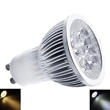 3000-3500/6000-6500 lm GU10 LED Spot Lampen MR16 1 LED-Perlen Hochleistungs - LED Abblendbar Warmes Weiß / Kühles Weiß 220-240 V / RoHs / CCC