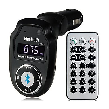 Cwxuan BT-303 V2.1 Bluetooth Car Kit Car Handsfree
