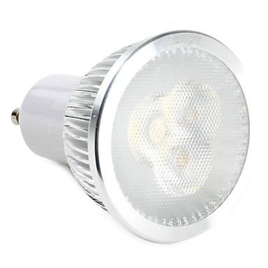 310 lm GU10 LED Spot Işıkları 3 led Yüksek Güçlü LED Sıcak Beyaz Doğal Beyaz AC 220-240V