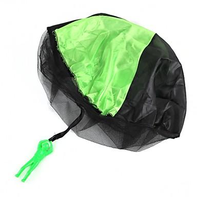 Paraşüt Oyuncakları paraşütçüler Oyuncaklar Plastikler Tekstil Naylon 1 Parçalar Çocuklar için Doğum Dünü Çocukların Günü Hediye