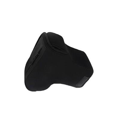 dengpin® νεοπρένιο μαλακή θήκη φωτογραφικής μηχανής τσάντα θήκη για Canon EOS 550D sx60hs 450D 500D 100δ 1200D 700D 650d 600d 18-55mm φακό