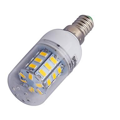3000-3200/6000-6500 lm E14 Lâmpadas Espiga T 30 leds SMD 5730 Branco Quente Branco Frio AC 220-240V