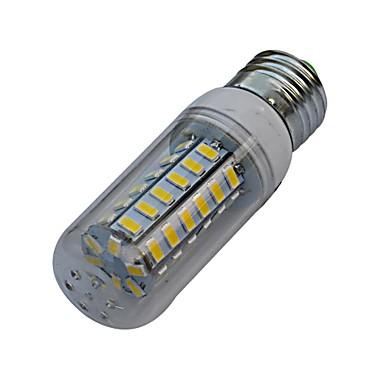 3000-3200/6000-6500 lm E26/E27 LED Λάμπες Καλαμπόκι T 48 leds SMD 5730 Θερμό Λευκό Ψυχρό Λευκό AC 220-240V