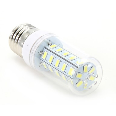 YWXLight® 6W E26/E27 LED Corn Lights 36 leds SMD 5730 Warm White Cold White 500-650lm 6000-6500K AC 220-240V