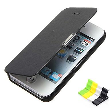 tok Για iPhone 5C Apple Πλήρης Θήκη Σκληρή PU δέρμα για iPhone 5c