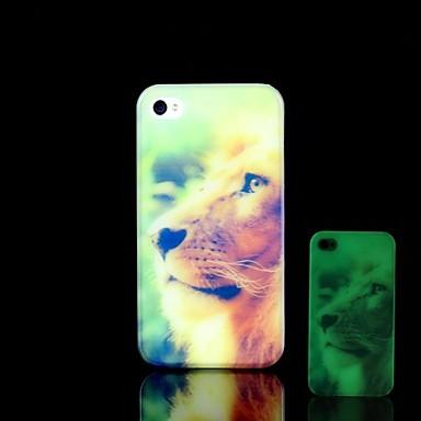 Design Especial/Brilha no Escuro - iPhone 5/iPhone 5S - Capa traseira Plástico )