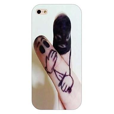 Para Capinha iPhone 5 Case Tampa Estampada Capa Traseira Capinha Desenho Rígida PC para iPhone SE/5s iPhone 5