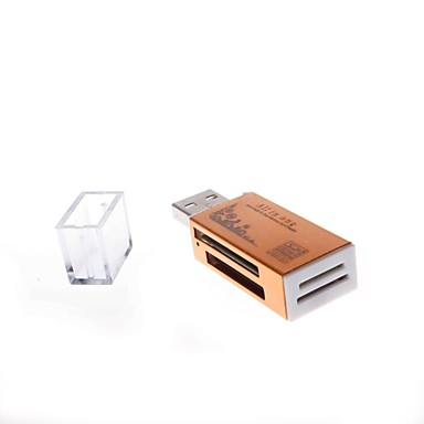 CF-kaart Micro SD Kaart SD Card Memory Stick USB 2.0 Kaartlezer