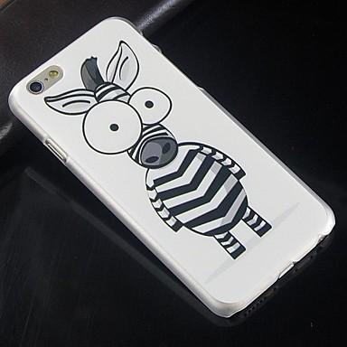 Για Θήκη iPhone 6 / Θήκη iPhone 6 Plus Με σχέδια tok Πίσω Κάλυμμα tok Κινούμενα σχέδια Σκληρή PC iPhone 6s Plus/6 Plus / iPhone 6s/6