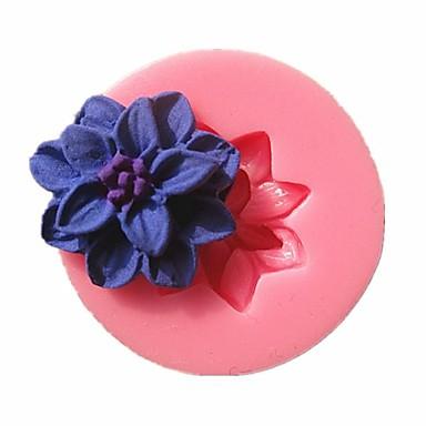 mini bloem fondant taart mallen chocolade mal voor de keuken bakken taart hulpmiddel decoratie