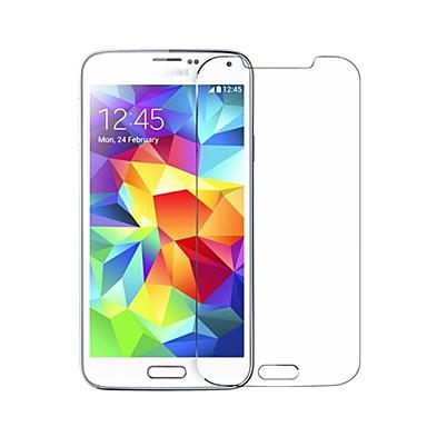 Ekran Koruyucu Samsung Galaxy için S5 Temperli Cam Ön Ekran Koruyucu