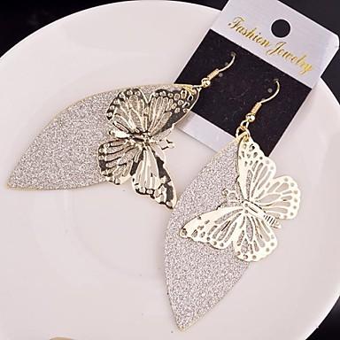 Dames Druppel oorbellen - Zwart Zilver Gouden oorbellen Voor Bruiloft Feest Dagelijks