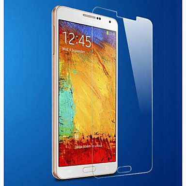 Ekran Koruyucu için Samsung Galaxy S6 edge PET Ön Ekran Koruyucu Parmak İzi Yapmayan