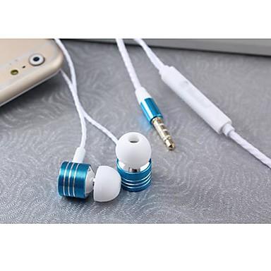 MSD-m3 3,5 χιλιοστά ακύρωσης θορύβου έλεγχο μικρόφωνο όγκου in-ear ακουστικά για το iPhone και άλλα τηλέφωνα