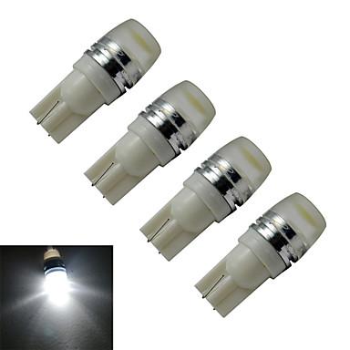 0.5W 40-80 lm T10 Dekoratif Işıklar 1 led Yüksek Güçlü LED Serin Beyaz DC 12V