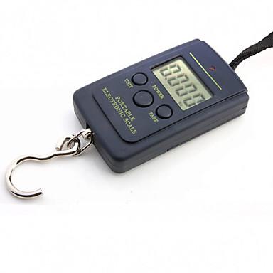 40 kg dijital asılı cep ölçeği denge el ağırlığı ölçeği