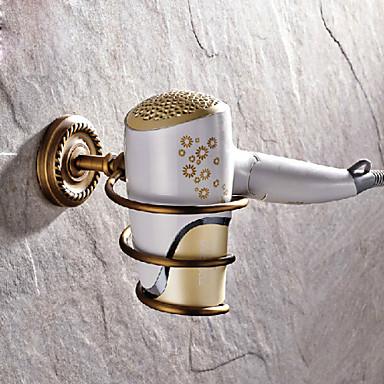 Ράφιι μπάνιου Πεπαλαιωμένο Ορείχαλκος 1 τμχ - Ξενοδοχείο μπάνιο