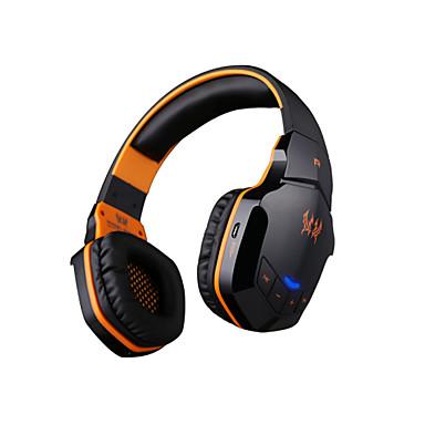 B3505 Πάνω από το αυτί Ασύρματη Ακουστικά Κεφαλής Ηλεκτροστατικό Πλαστική ύλη Κινητό Τηλέφωνο Ακουστικά Φορητά Με Έλεγχος έντασης ήχου Με