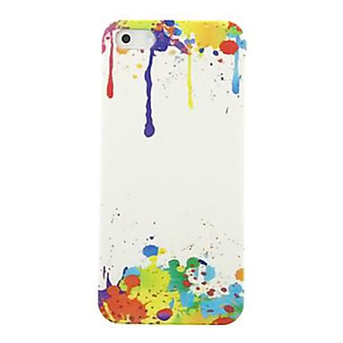 πρότυπο ζωγραφική σκληρή θήκη για το iPhone 4 / 4s