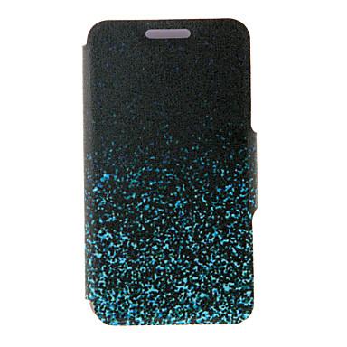 Недорогие Чехлы и кейсы для Galaxy A7-Кейс для Назначение SSamsung Galaxy A8 / A7 / A5 Бумажник для карт / со стендом / Флип Чехол Градиент цвета Кожа PU
