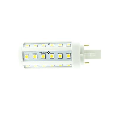 SENCART 3000-3500/6000-6500 lm G24 LED-maïslampen T 48 leds SMD 5050 Decoratief Warm wit Koel wit AC 85-265V