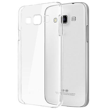 Para Samsung Galaxy Capinhas Transparente Capinha Capa Traseira Capinha Cor Única PC Samsung A5