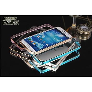 especial pára-choques de metal design para i9500 Samsung Galaxy S4