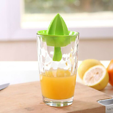 Mutfak aletleri Plastik Yaratıcı Mutfak Gadget Manuel Meyve sıkacağı Meyve 1pc