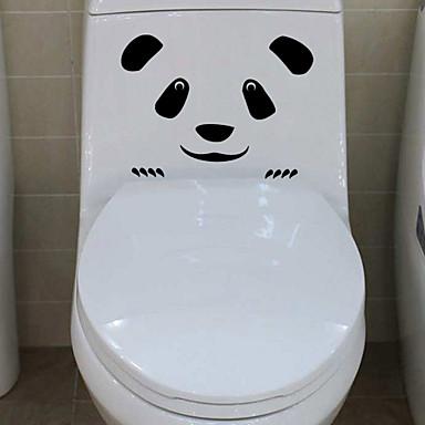 Duvar Stickerları Butik PVC 1pc - Banyo Diğer Banyo Aksesuarları