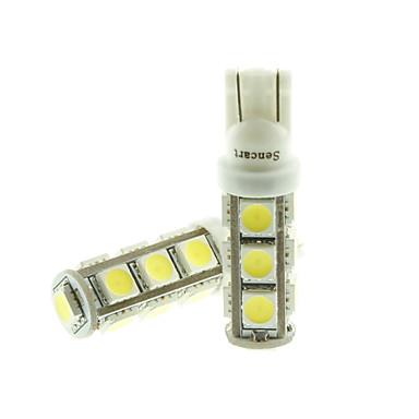 SO.K T10 Lâmpadas LED de Alto Rendimento / SMD 5050 140-160lm Lâmpada de Seta For Universal