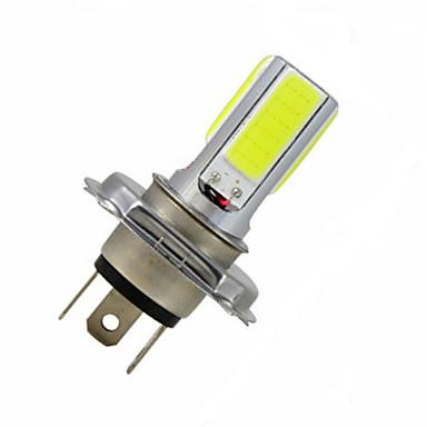 3,5 W 300-350 lm H4 Διακοσμητικό Φως 4LED leds COB Ψυχρό Λευκό DC 12V