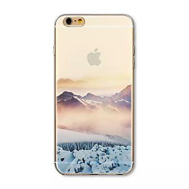 Για iPhone 8 iPhone 8 Plus iPhone 7 iPhone 7 Plus iPhone 6 iPhone 6 Plus Θήκες Καλύμματα Με σχέδια Πίσω Κάλυμμα tok Τοπίο Σκληρή PC για