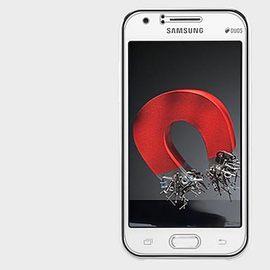 protetor de tela de alta definição para Samsung Galaxy j1