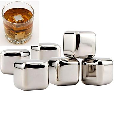 Bar- & Wijngerei Roestvast staal, Wijn Accessoires Hoge kwaliteit CreatiefforBarware 2.5*2.5*2.5 0.03