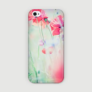 ήταν άνθηση λουλούδι μοτίβο pc τηλέφωνο πίσω κάλυψη περίπτωσης για το iphone 6 συν υπόθεση