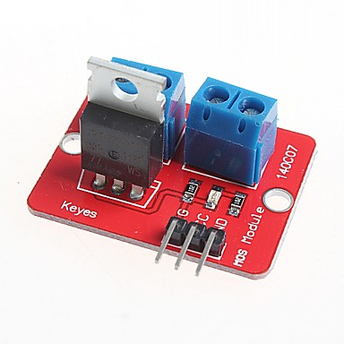 módulo do driver IRF520 para arduino