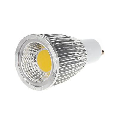 1pc 5 W 250-300lm E14 GU10 E26 / E27 Focos LED 1 Cuentas LED COB Blanco Cálido Blanco Fresco Blanco Natural 110-240 V / 1 pieza / Cañas
