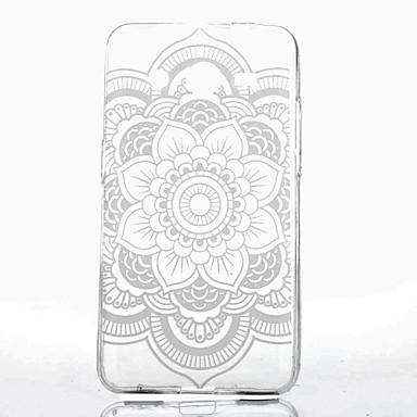 Voor Samsung Galaxy hoesje Patroon hoesje Achterkantje hoesje Mandala TPU Samsung Core Prime