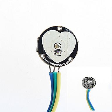 sensor de taxa de pulso sensor de coração para arduino