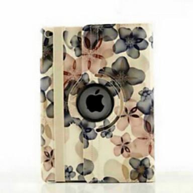 9,7 ιντσών 360 μοιρών πρότυπο εναλλαγής ροδάκινο με βάση θήκη για iPad αέρα 2 / iPad 6 (διάφορα χρώματα)