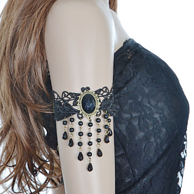 vintage lolita kwastje kralen armband klassieke vrouwelijke stijl