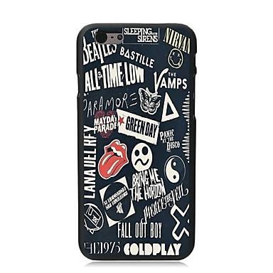 caso duro padrão especial para o iphone 5c