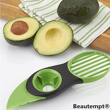 Küchengeräte Kunststoff Kreative Küche Gadget Cutter & Slicer Für Obst 1pc