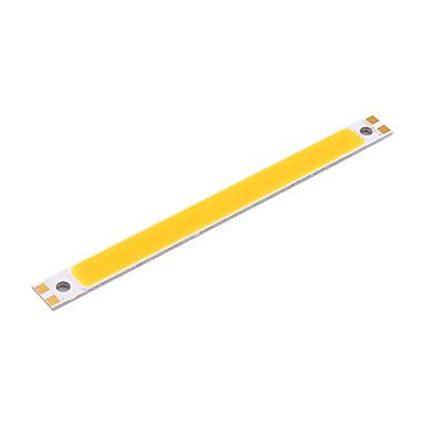 youoklight® 2 stuks 10W cob 3000k 950lm warm wit licht strip (dc 12 ~ 14v)