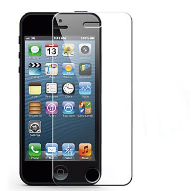 Asling 2.5d arc 0.26mm 9h hardheid praktische gehard glas screen protector voor de iPhone 5 / 5c / 5s