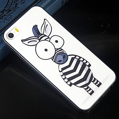 hoesje Voor iPhone 5 Apple iPhone 5 hoesje Patroon Achterkant Cartoon Hard PC voor iPhone SE/5s iPhone 5