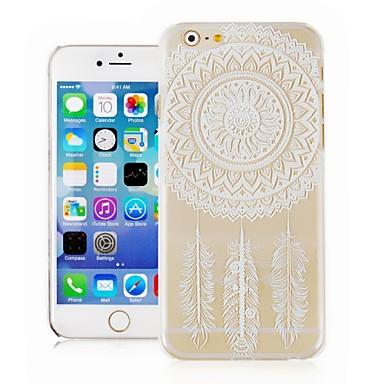 Για Θήκη iPhone 6 / Θήκη iPhone 6 Plus Διαφανής / Με σχέδια tok Πίσω Κάλυμμα tok Ονειροπαγίδα Σκληρή PCiPhone 6s Plus/6 Plus / iPhone