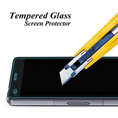 Screenprotector Sony voor Sony Xperia Z3 Compact Gehard Glas 1 stuks High-Definition (HD)