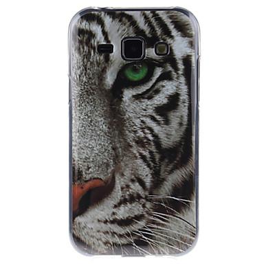 Voor Samsung Galaxy hoesje IMD hoesje Achterkantje hoesje Dier TPU Samsung J7 / J5 / J1