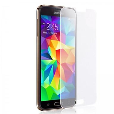 Protetor de Tela para Samsung Galaxy S5 Vidro Temperado Protetor de Tela Frontal Alta Definição (HD)